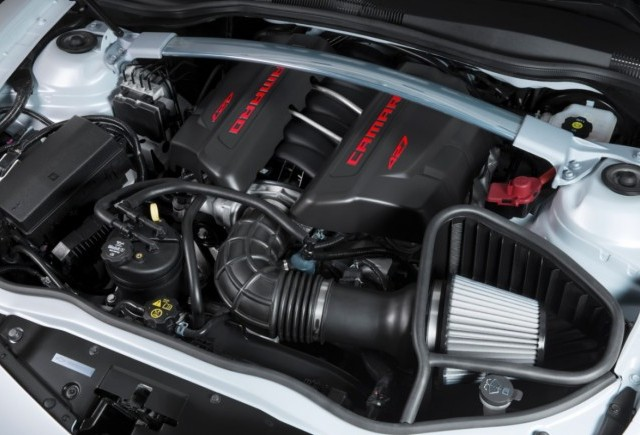 Camaro Z/28 2014 alimentat de puternicul motor LS7 V-8