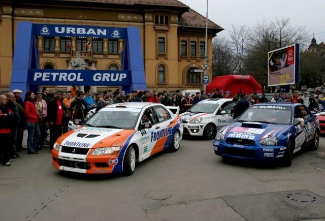 Rezultatele primei etape din CNR - Tess Rally