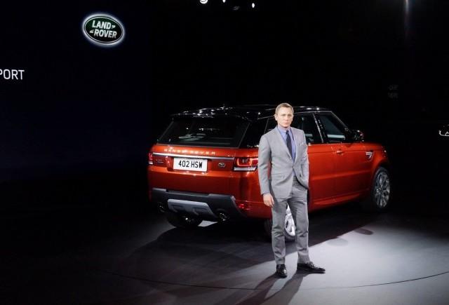 Noul Range Rover Sport a fost prezentat la New York