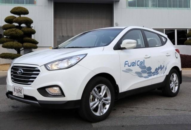 Hyundai a inceput productia de serie a vehiculelor pe baza de hidrogen