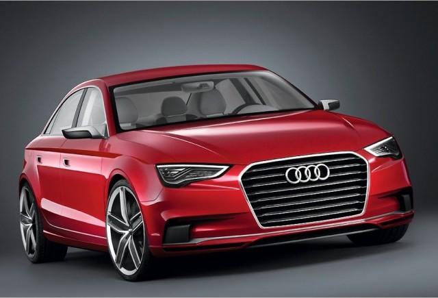 Audi A3 Limuzina – Lansare intr-un nou segment de piata