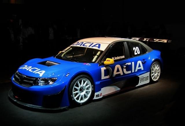 Un altfel de model Dacia Logan, unul modificat