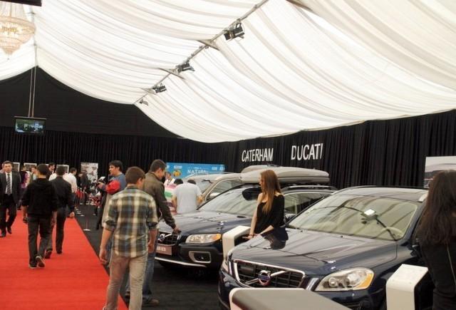 EXPOROM Auto & Moto Show, pe 9 mai 2013