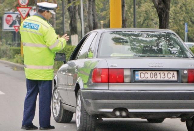 Modificari ale Codului Rutier: Despre amenzi si despre masinile inmatriculate in Bulgaria