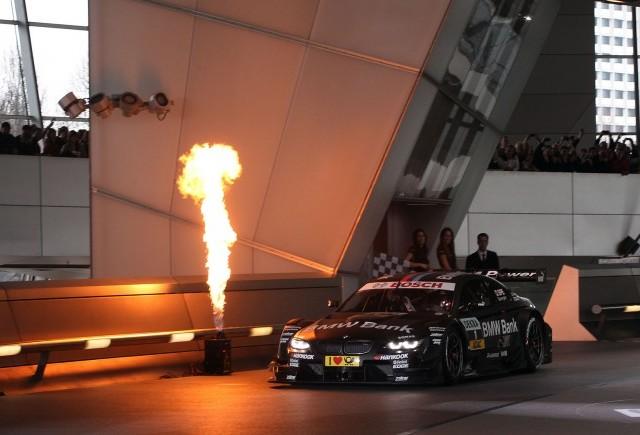 BMW Motorsport si-a lansat monoposturile pentru Campionatul German de Turisme 2013