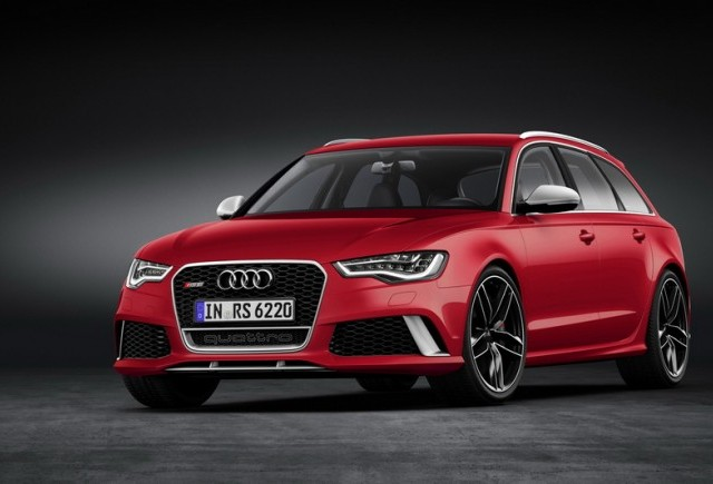 Noul Audi RS 6 Avant: Un model puternic si inovator