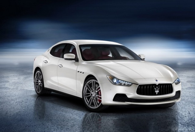 Iata noul Maserati Ghibli