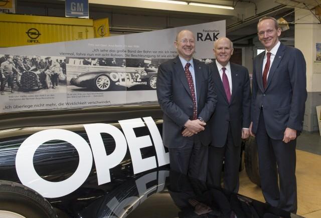 GM investeste 4 miliarde de euro in viitorul Opel