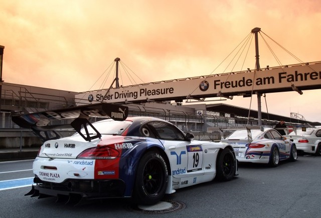 Prima victorie BMW Z4 GT3 in acest sezon