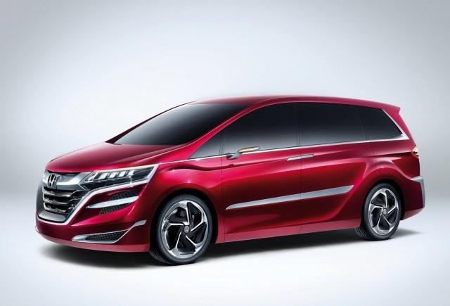 Honda Concept M a debutat la Shanghai