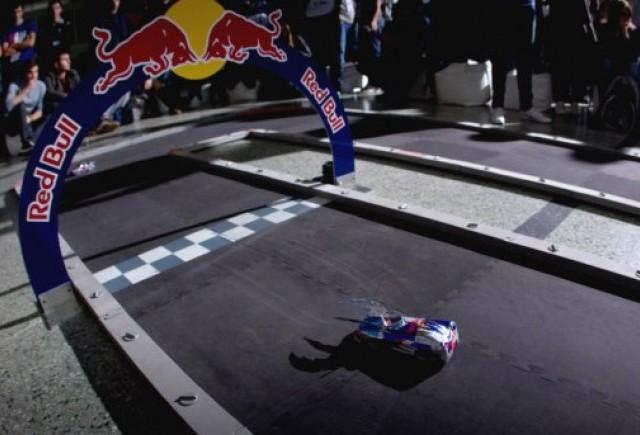 Red Bull Racing Can ajunge la Cluj