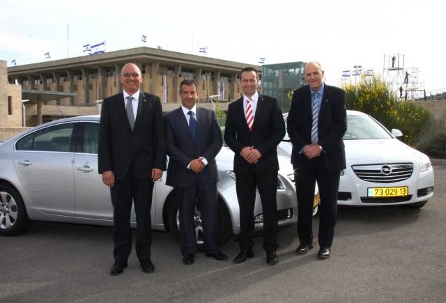 Opel isi continua drumul spre succes in Israel