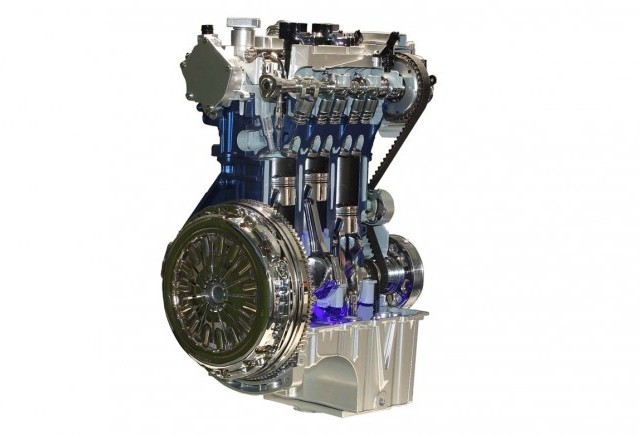 Motorul Ford de 1.0l EcoBoost câştigă titlul de Motorul Internaţional al Anului