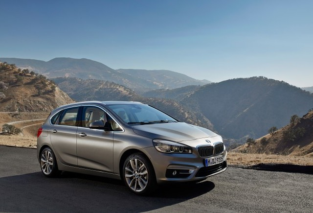 Preţuri BMW Seria 2 Active Tourer pentru România