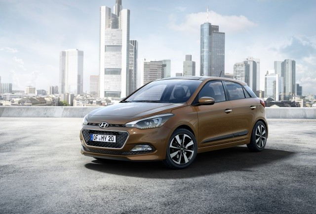 Noul Hyundai i20, prezentat înainte de debutul oficial de la Salonul Auto Internaţional de la Paris