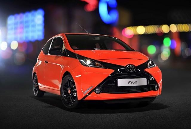 Noul Toyota Aygo se lansează în România