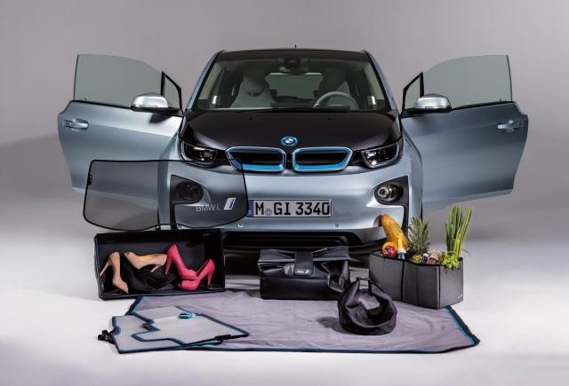 Noi accesorii pentru BMW i3 din materiale durabile sau reciclate