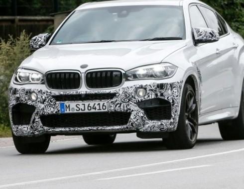 Viitorul BMW X6M F86 2015