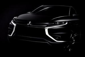 Mitsubishi lansează Outlander PHEV Concept-S