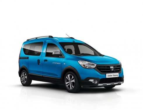 Dacia prezintă Lodgy şi Dokker Stepway