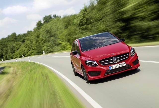 Facelift major pentru Mercedes-Benz Clasa B. Analiza completă a informaţiilor