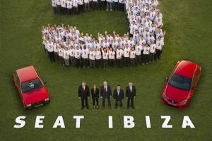 SEAT a produs Ibiza cu numărul 5 milioane