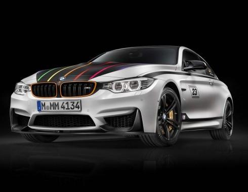 Prima ediţie specială BMW M4: DTM Champion Edition