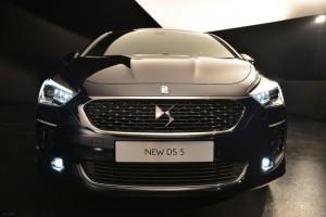 OFICIAL: DS5 facelift
