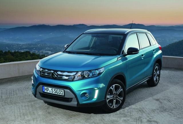 Noul Suzuki VITARA intră în producție