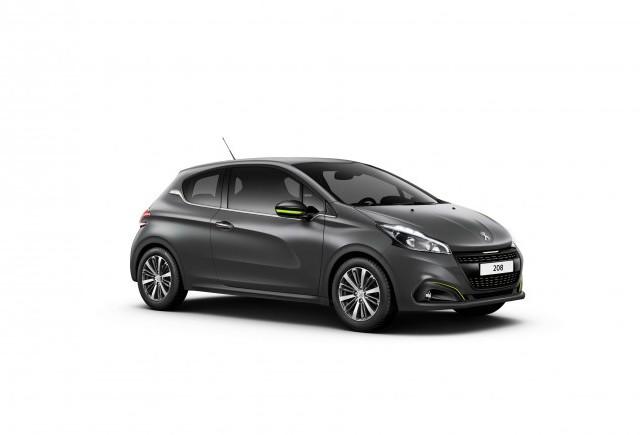 Două nuanţe texturate disponibile pe noul Peugeot 208