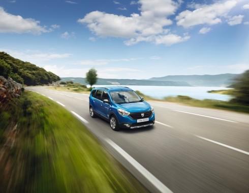 Dacia adaugă echiparea Stepway pe Lodgy și Dokker
