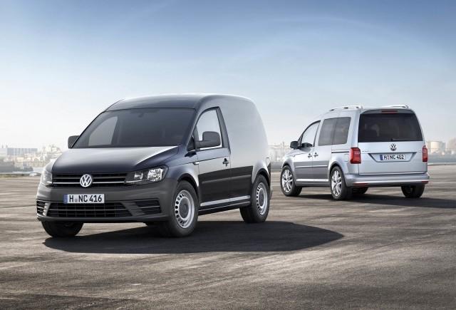 Volkswagen Caddy vine cu primul motor 1.0 TSI și cu un facelift discret