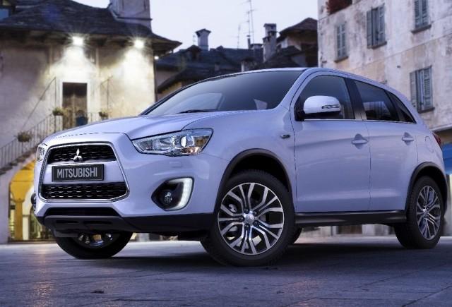 Mitsubishi ASX este disponibil acum cu noul motor Diesel 1.6 EURO 6