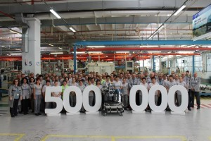 Dacia a produs 500.000 de motoare Energy TCe 90
