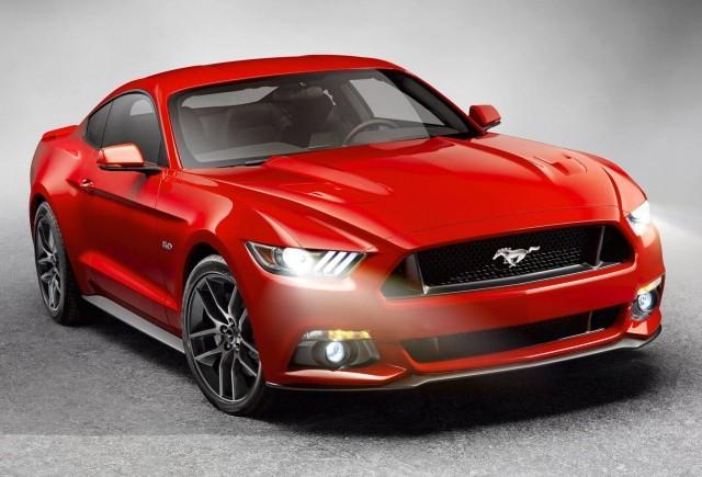 Ford Mustang, mașina sport cu cele mai mari vânzări din lume în prima jumătate a lui 2015