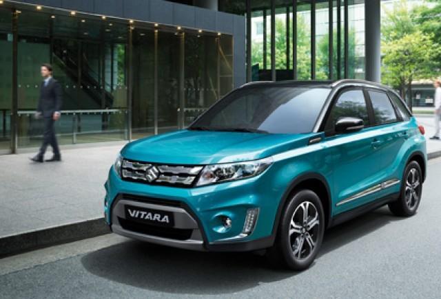 Suzuki expune toată gama de modele la SAB&A
