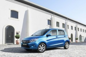 Suzuki Celerio se lansează în România