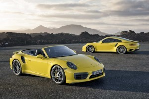 Noile Porsche 911 Turbo și Turbo S