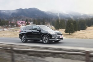 Honda CR-V, cel mai bine vândut SUV la nivel mondial