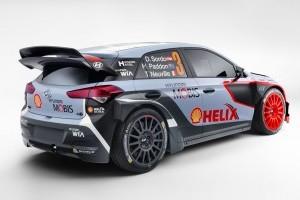 Hyundai Motorsport dezvăluie noua generație i20 WRC