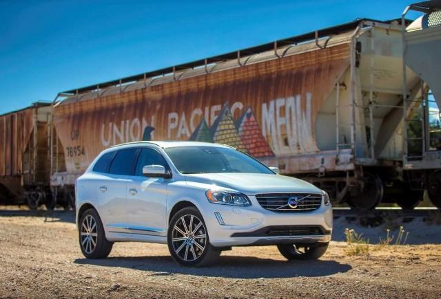 Volvo XC60 este cel mai bine vândut SUV de clasă medie în Europa