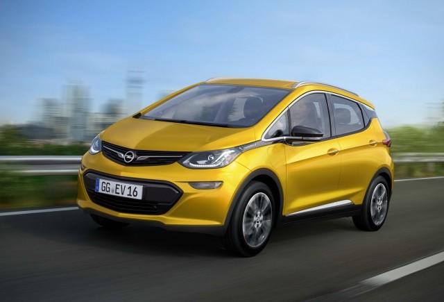 Opel anunţă autovehiculul electric Ampera-e