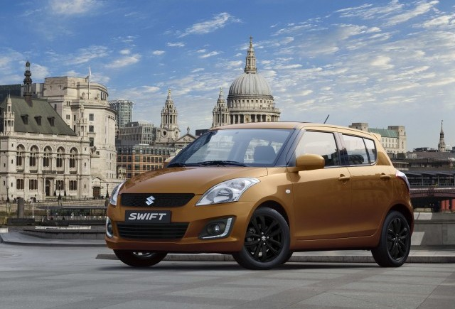 Ediția specială Suzuki Swift COOL