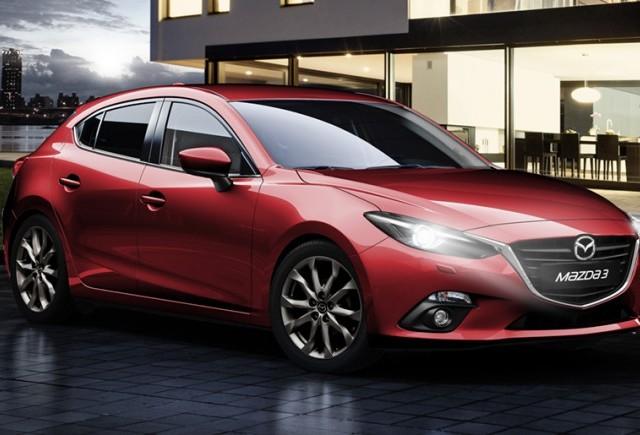 Vânzările Mazda au crescut cu 74% în primul trimestru