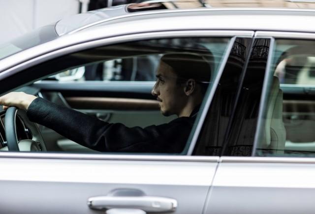Zlatan Ibrahimović este imaginea campaniei de marketing al noului Volvo V90