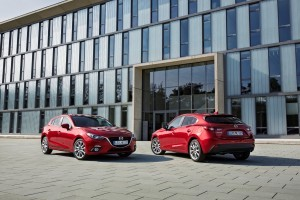 Producția Mazda3 a depășit 5 milioane de unități