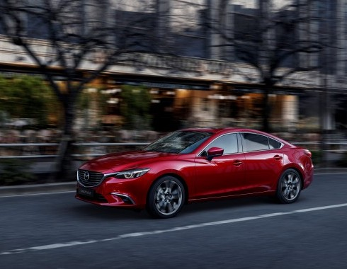 Mazda6 2017 sosește în toamnă și aduce câteva noutăți