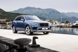 Primul model diesel din istoria Bentley – Bentayga Diesel