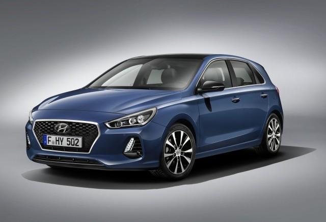 LANSARE: Noua generatie Hyundai i30