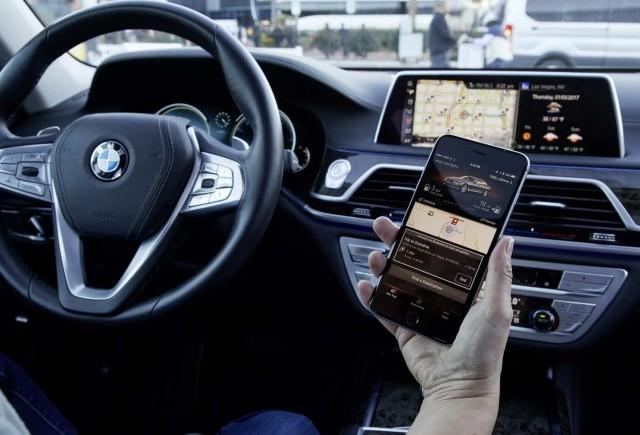 BMW vrea să creeze o legătura inteligentă între conducător şi automobil